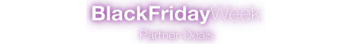 Black Friday Partner-Deals