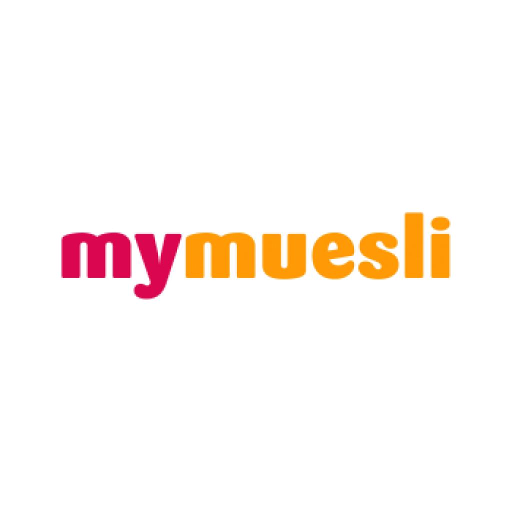 Gratis Probierpaket (statt 12,90) von mymuesli (Mindestbestellwert € 15,-)