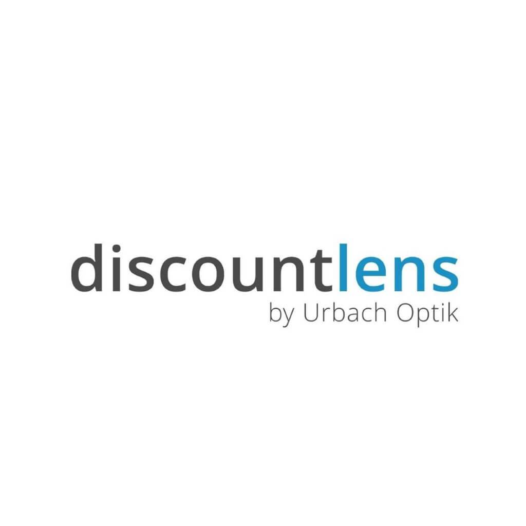 -10% auf Kontaktlinsen und Pflegemittel von discountlens