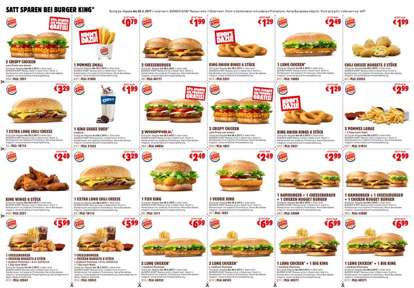 Burger king nl coupons pdf