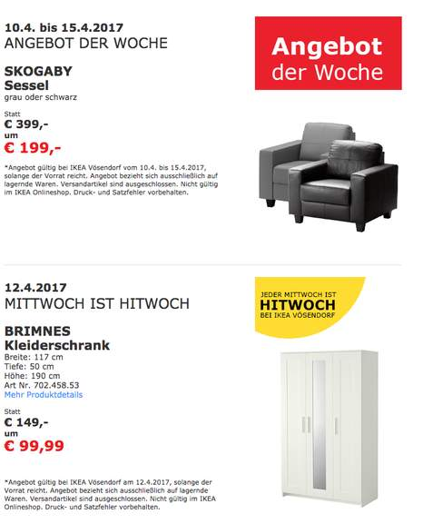 ikea wien v sendorf oster angebote zb tv bank um 30 statt 80 preisj ger at. Black Bedroom Furniture Sets. Home Design Ideas