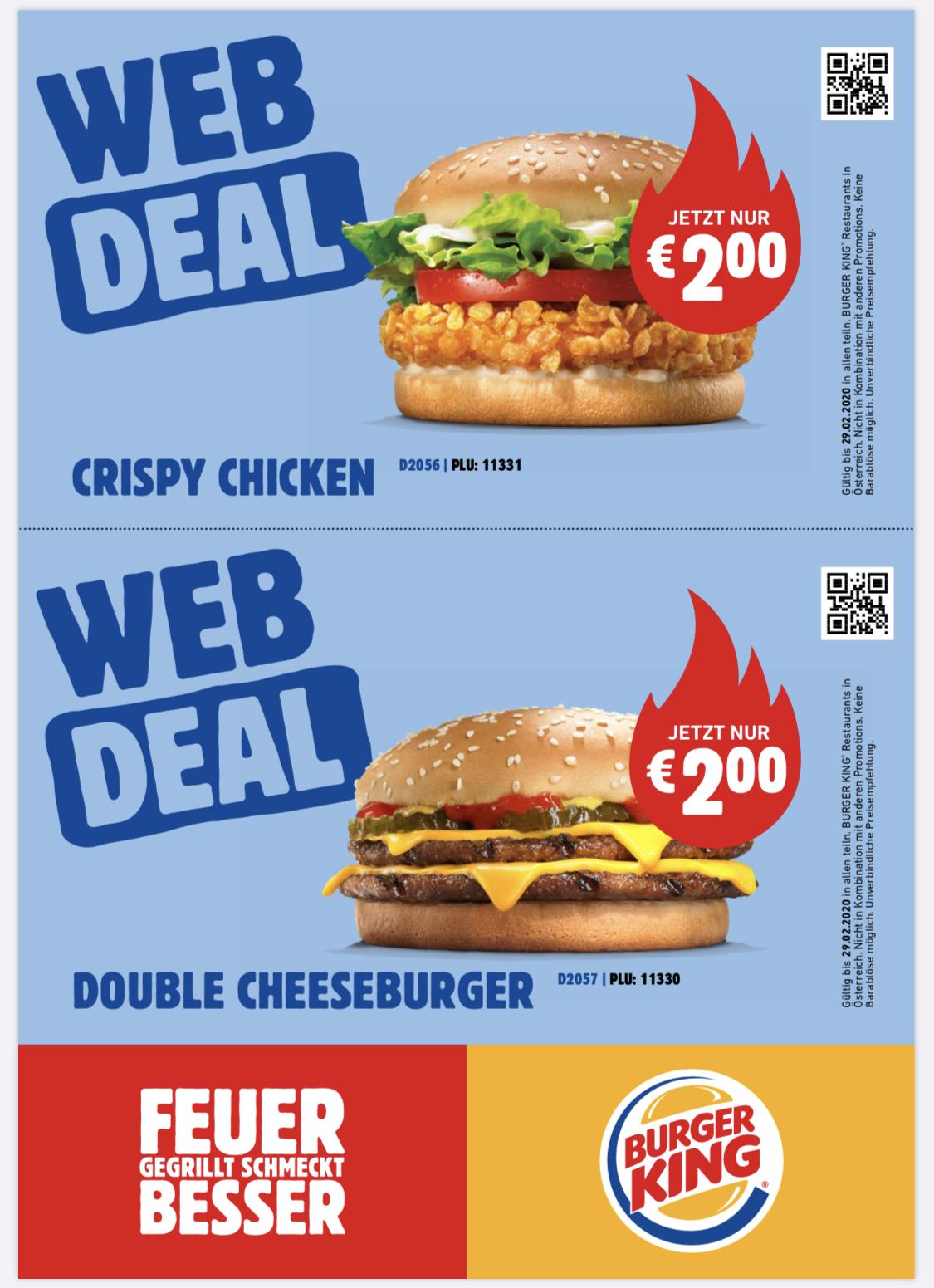 burger king spielzeug aktuell 2020