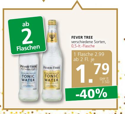 abgelaufenes tonic water