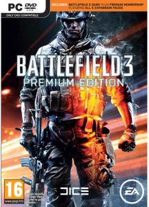 Battlefield 3 - Premium Edition für PC um 20 € - bis zu 29% sparen