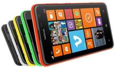 Nokia Lumia 625 Smartphone in orange um 150 € - bis zu 25% sparen