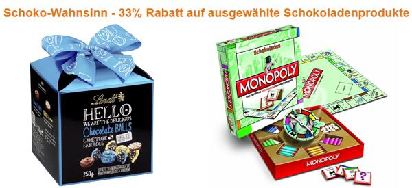 """Wow! Amazon """"Schoko-Wahnsinn"""" jetzt mit 60% Rabatt auf Schokoladenprodukte *Update*"""