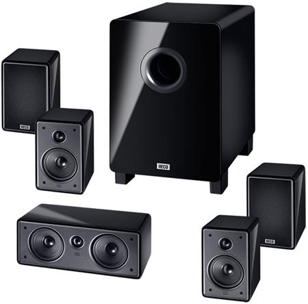 5.1 Lautsprecherset Heco Music Colors Cinema 5.1A ab 367 € *Update* jetzt ab 357 € - 17% sparen