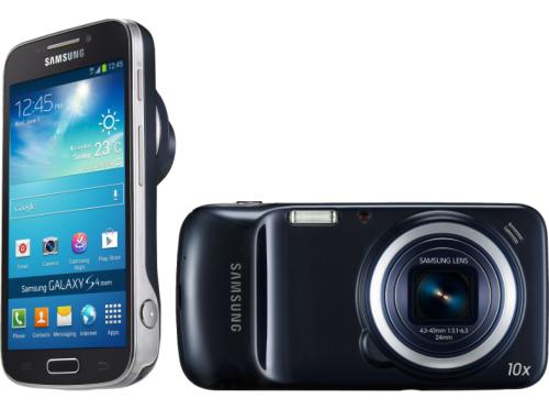 Samsung Galaxy S4 Zoom in schwarz um 199 € - bis zu 17% sparen