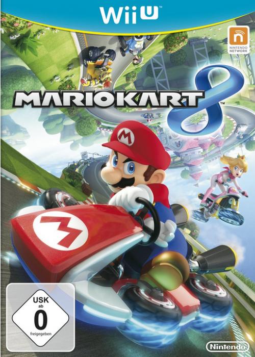 Mario Kart 8 für die WiiU um 35,09 € bei Zavvi - 21% sparen