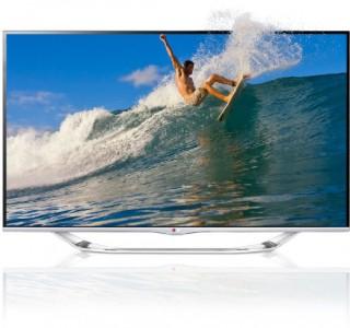 LG LED-TV (3D, WLAN, Triple-Tuner, Smart TV) um 699,99 € - bis zu 13% sparen