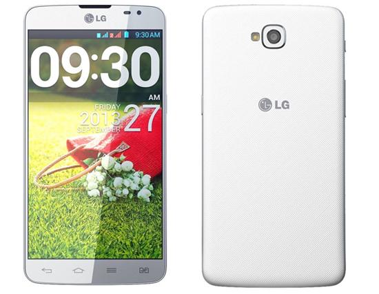 """Android-Smartphone LG G Pro Lite (5,5"""", 8 GB, Android) für 175,90 € *Update* 21% sparen"""