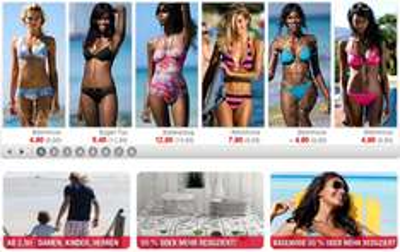 Summer Sale bei H&M mit bis zu 75% Rabatt!
