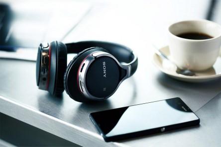 """Sony """"MDR-10RBT"""" Bluetooth Kopfhörer (NFC, 17 Stunden Ausdauer) um 119,99 € -  20% sparen"""