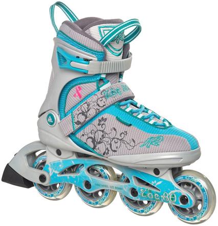 Damen-Inline-Skates K2 Zoe für 75 € oder K2 Helena für 120 € - bis zu 46% sparen