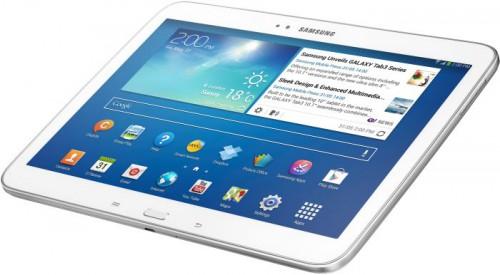 Samsung Galaxy Tab 3 (10,1″, 16 GB, WiFi, microSD) um 199 € -  bis zu 13% sparen