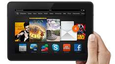 Top! Kindle Fire HDX 7 (16 GB, WiFi, US-Modell) für 175,90 € bei iBOOD - 22% sparen