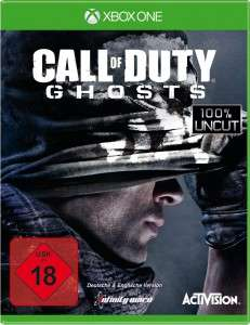 Call of Duty: Ghosts (Xbox One) um 29,82 € - bis zu 25% sparen