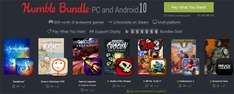 The Humble Bundle for PC & Android 10 mit bis zu 8 Spielen ab 0,01 $