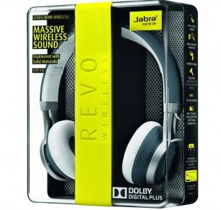 Jabra Revo Wireless On-Ear-Kopfhörer (BT, NFC) in grau um 119,99 € - bis zu 40% sparen