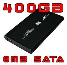 """Externe 2,5"""" 400GB Festplatte für 59€"""