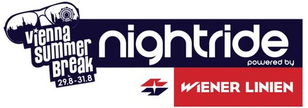 Nightride-Event 2014 in Wien am 29. August - freier Eintritt in über 50 Locations