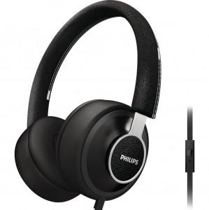 """Philips """"SHL5605FB/10"""" OnEar Kopfhörer mit Mikro um 25 € - bis zu 29% sparen"""