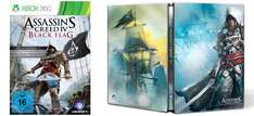 Assassin's Creed 4: Black Flag Special Edition (Xbox 360, PS3) + Steelbook für 29,97 €