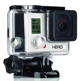 Action-Kamera GoPro Hero 3 White Edition für 175,99 € beim Hervis - bis zu 12% sparen