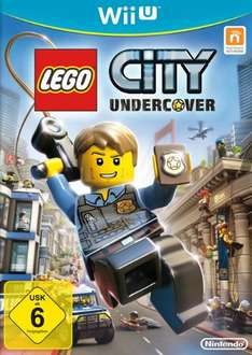 LEGO City Undercover (Wii U) um 32,40 € - 22% sparen