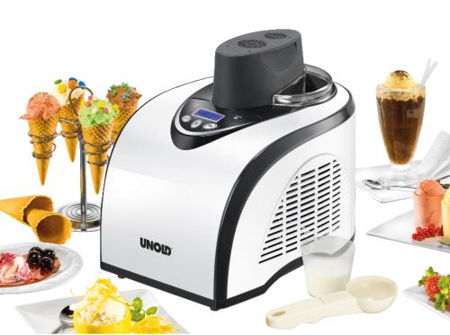 UNOLD 48840 Polar Eismaschine um 133 € (kostenloser Versand) - 14% Ersparnis
