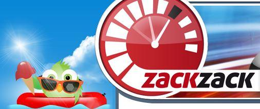 ZackZack Flash Angebote für 24 Stunden ab 18 Uhr (20. Juli)
