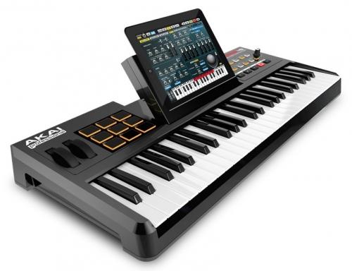 Keyboard Controller mit Drum Pads und Dock um 105,90 € - 31% Ersparnis