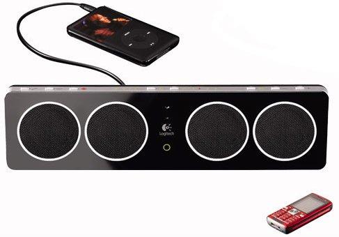 Mobile Stereoboxen Logitech Pure-Fi Mobile für 35€ *UPDATE*