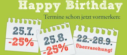 Schnitzelhaus Österreich -25% auf das gesamte Sortiment (22.09.2014 - 28.09.2014) + 1 € Gutschein
