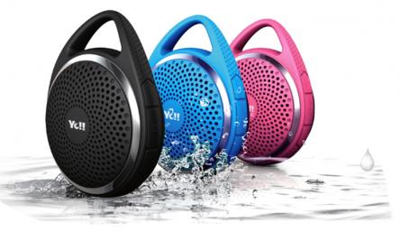 YE!! SP-BT 1301 outdoor-taugliche Bluetooth Lautsprecher + Freisprech um 28 € - bis zu 32% sparen