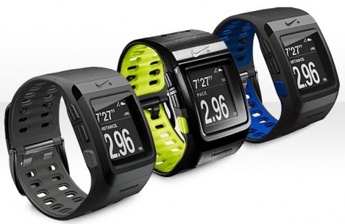 Nike+ SportWatch GPS-Laufuhr powered by TomTom *generalüberholt* um 94,99 € - 26% Ersparnis