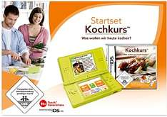 HAMMER!: Quelle Ausverkauf geht weiter - Nintendo DS Lite Kochkurs Bundle ab 77€