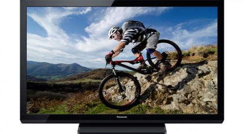 "Panasonic Plasma-TV (42"" HDready, 600Hz SFD, DVB-T/C) um 322,69 € - 16% sparen"