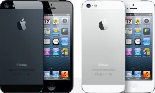 Apple iPhone 5 *refurbished* (32 GB, LTE, weiß) inkl. Versand um 405,90 € - 15% sparen