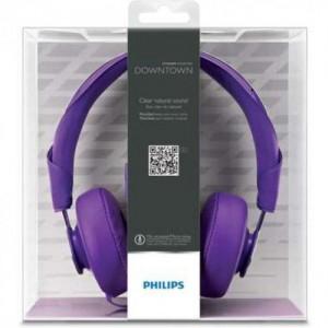 "Philips ""SHL5605PP"" Kopfhörer inkl Mikrophon um 25 € - bis zu 44% sparen"