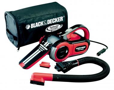 "Black & Decker ""PAV1205"" Auto-Handsauger um 33,99 € - bis zu 22% sparen"