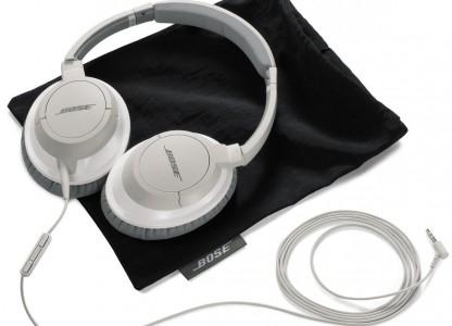 """Bose """"AE2i"""" Kopfhörer (weiß) mit Headsetfunktion um 99,90 € - bis zu 20% sparen"""