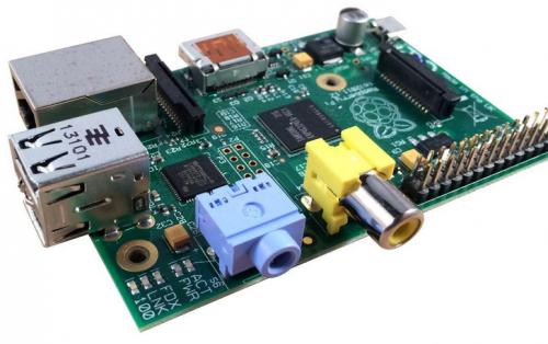 Raspberry Pi Modell B (512 MB RAM, HDMI, 2 x USB) um 26,09 € - bis zu 26% sparen