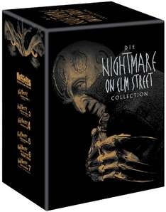 Nightmare on Elm Street DVD-Kollektion um 18 € - 40% Ersparnis