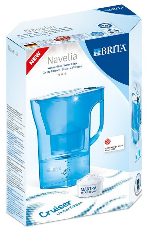 Brita Navelia Tischwasserfilter um 8 € - bis zu 59% sparen