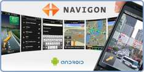 Navigon für Android - Europe um 39,95 € - DACH um 27,95 € - bis zu 33% sparen