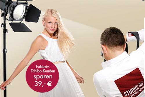 Gutschein für Fotoshooting inkl. Make-Up um 19,95 € - 66% Ersparnis