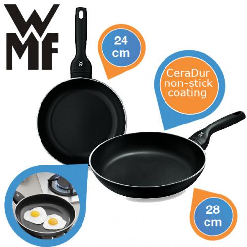 WMF CeraDur Classic Pfannen-Set (2 Teile) bei iBood um 55,90 € - 33% Ersparnis