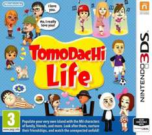 Tomodachi Life für Nintendo 3DS um 31,50 € - 17% Ersparnis