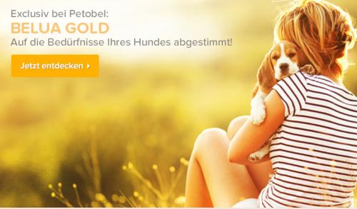50% Gutscheincode für Petobel (Tierbedarf & -futter) Online-Shop ab einem Bestellwert von 59 €